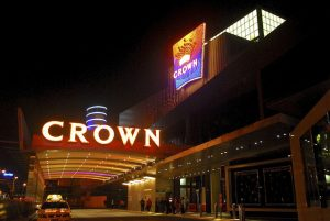 Crown Casino by Flickr User Paolo Rosa