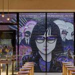 Yukie Snack Bar Mr Miyagi P-E-K Design