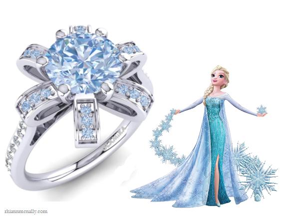 Elsa's Engagement Ring