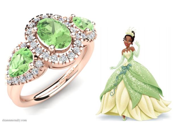 Tiana's Engagement Ring